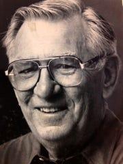 Al Mallette in 1989.
