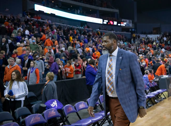 University of Evansville Head Basketball Coach Walter McCarty was fired for alleged Title IX violations Jan. 20, 2020.