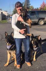 Pamela Braach of Braach Shepherds 4 Veterans,