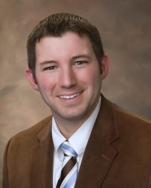 Dr. Chris Van Orsdoll is an obstetrician-gynecologist who provides care at Methodist Women's Services at 736 North Elm Street in Henderson.