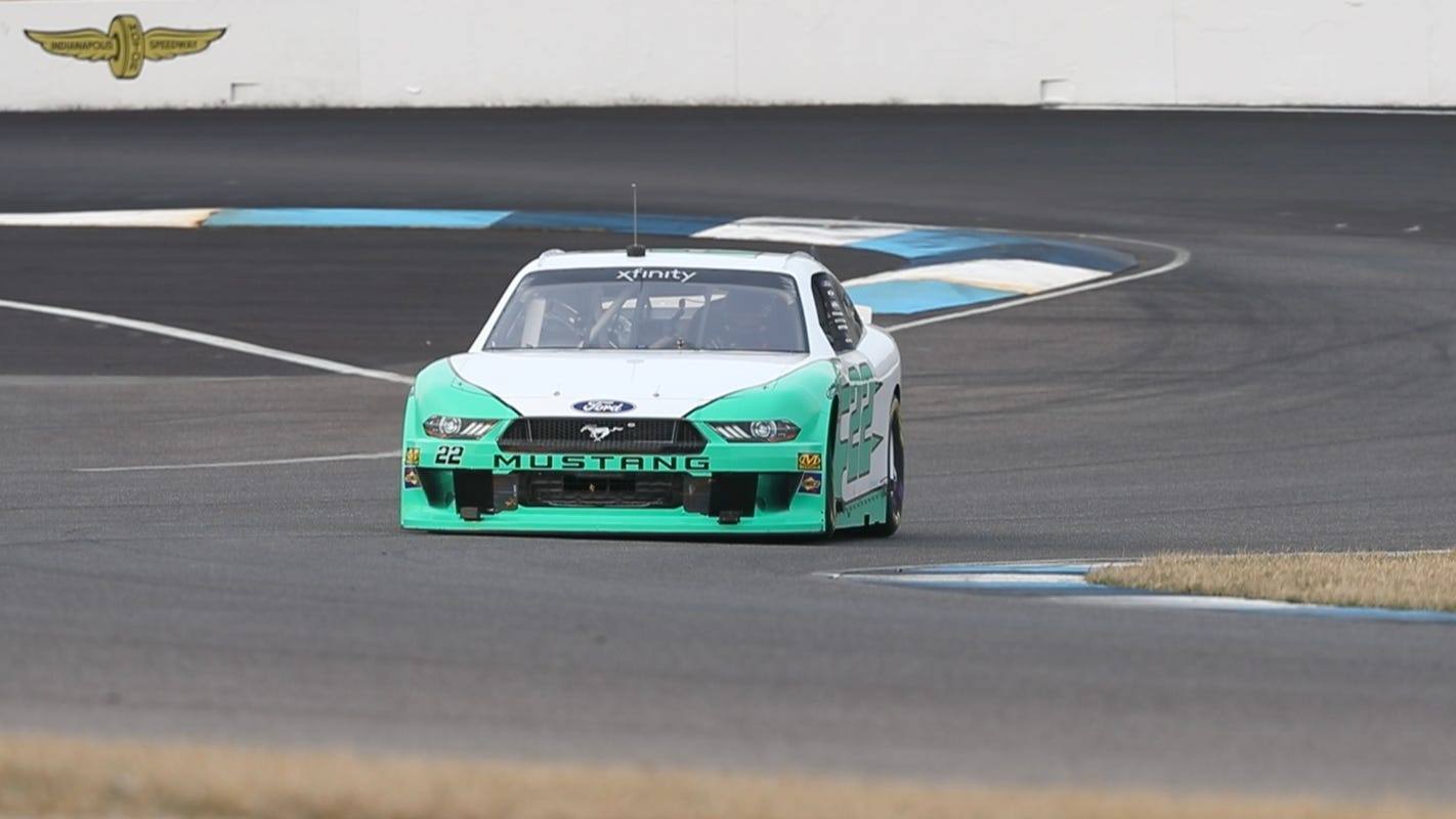 NASCAR officials wowed after Xfinity test on IMS road course: 'It's going to be one heck of a race'