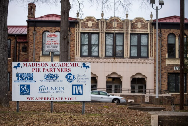 Under a proposed public-private partnership, Madison Academic High School would move into a new building at the University of Memphis Lambuth, in Jackson, Tenn., Wednesday, Jan. 22, 2020.