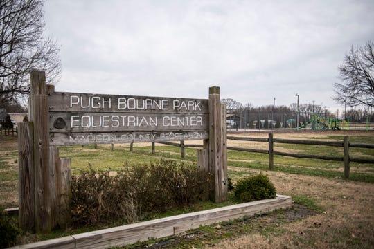 Pugh Bourne Park Equestrian Center