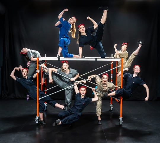 "GO! Contemporary Dance Works will present ""Unsung Heroes: The Women of WWII"" on Feb. 8 and Feb. 9 at the Bijou Theatre."
