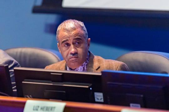 Pat Lewis- District 1- Lafayette City Council. Tuesday, Jan. 21, 2020.