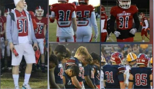Friends started a GoFundMe fundraising campaign for Matthew Carter, the 17-year-old Comeaux High School student shot during an armed robbery attempt Saturday.
