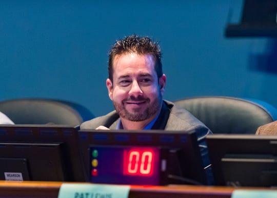 Kevin Naquin- District 2- Lafayette Parish Council.