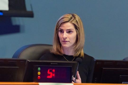 Liz Hebert - District 3- Lafayette City Council. Tuesday, Jan. 21, 2020.