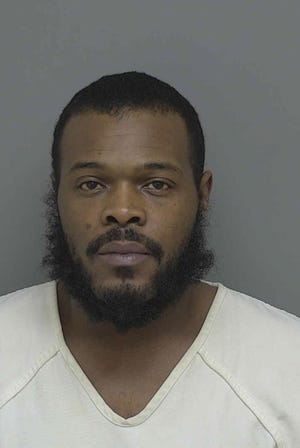 Police say Cordell Davis, 33, stole from the Big Boy restaurant in Brighton.
