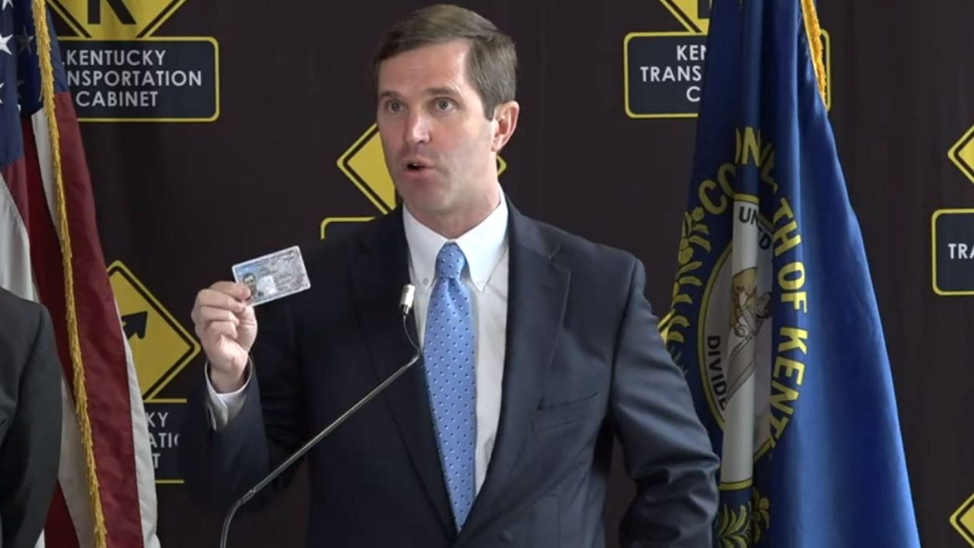 Beshear administration announces residents can get Kentucky Real IDs at any office