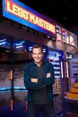LEGO MASTERS:  Will Arnett is set to host LEGO MASTERS, premiering Wednesday, Feb. 5 (9:00-10:00 PM ET/PT) on FOX. Drew Herrmann/FOX