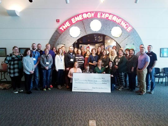 """The Chamber of Manitowoc County's Leadership Manitowoc County class recently visited the NextEra Energy Resources Point Beach Nuclear Plant during """"Local Economy"""" day."""