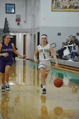 Clear Fork's Morgan Galco has developed into a scoring role for the Lady Colts.