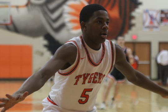 Mansfield Senior's Maurice Ware has the Tygers at No. 5 in the Richland County Boys Basketball Power Poll.