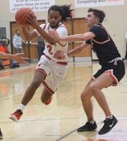 Mansfield Senior's Roger Merrell III has the Tygers at No. 7 in the Richland County Boys Basketball Power Poll.
