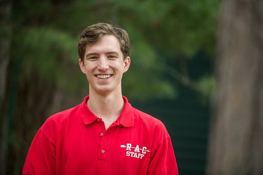 Anthony Burgan was a camper at Red Arrow Camp for eight summers and is returning to camp for his third summer as a counselor in 2020.