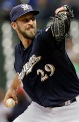 Jim Henderson, who pitched for the Brewers from 2012-14, will become the pitching coach at Class AAA San Antonio.