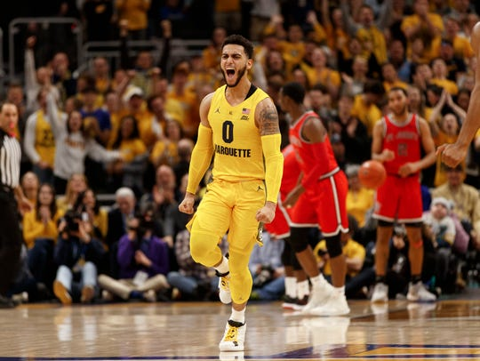 Markus Howard was named a first-team All-American by The Associated Press.