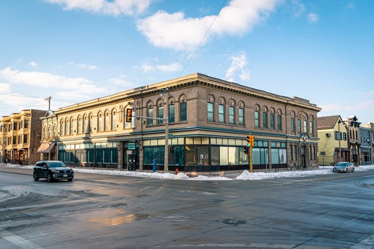 NEWaukee will develop this building at 504. W. National Ave. into a social innovation and entrepreneurship center, The Beacon.