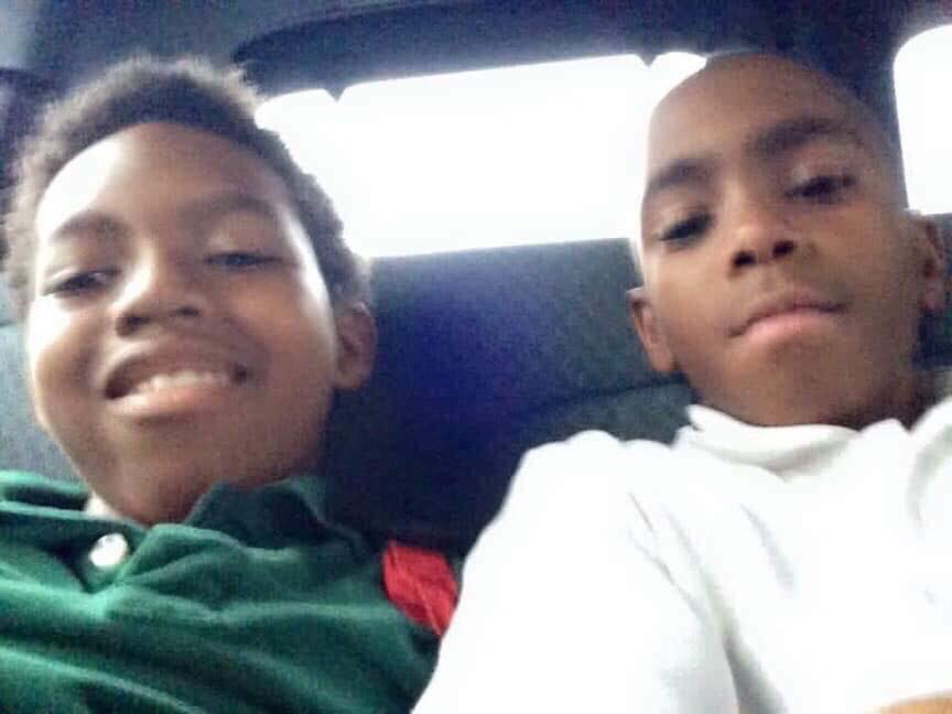 Markez Arrington and Jaylan Saunders were members of Valiant Cross' inaugural class. Saunders, 16, was shot and killed while sleeping in his bed on Jan. 24, 2019.