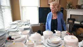 Estate sale chaos is home for Berenice Denton