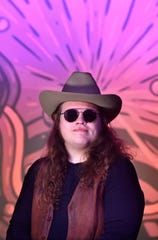 """Marcus King, photographed Friday, Jan. 17, 2020 in Nashville, has earned acclaimed as a band leader in blues circles, but steps out on his own this month, releasing his debut solo album """"El Dorado."""""""