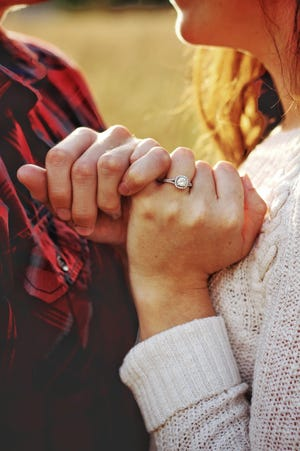 For most couples, the engagement ring is an important symbol of your love and commitment. Slipping that ring on your sweetie's finger is a moment you'll both remember forever.