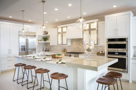 Azure at Hacienda Lakes recently debuted its new Piper home design, further expanding its selection of more than 20 floor plans from which buyers can choose.