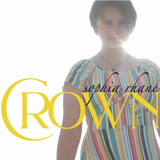 "The artwork for Sophia Rhane Dobb's debut single ""Crown,"" which was released Jan. 16."