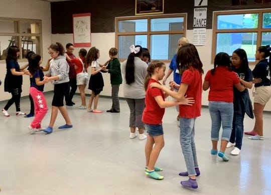 Bringing ballroom and Latin dance to low-income and at-risk children in grades 4 through 7 has proven to be a huge success with both the children and the schools.