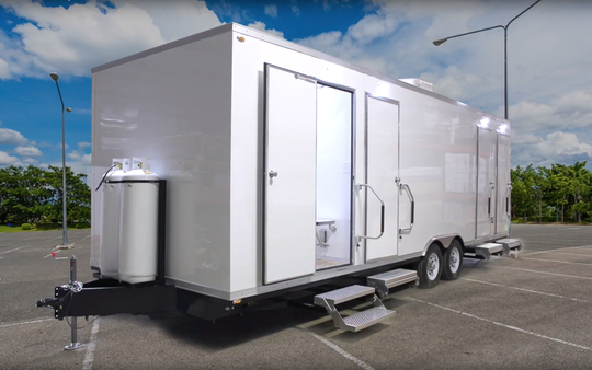 Street Life Project's tiny home proposal includes portable toilet facilities since the tiny homes don't have plumbing or showers.