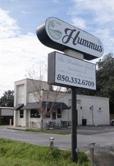 Mounir Khalil, the owner and chef of Hummus at the corner of  Ninth Ave. and Schwab Drive is closing his Mediterranean style restaurant on Saturday, Jan. 25, 2020. Khalil is retiring after working in the food industry since the mid-1980s.