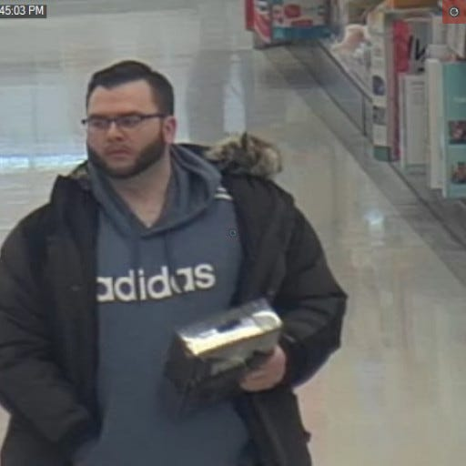 West Manchester Township Police  are seeking to identify this man.