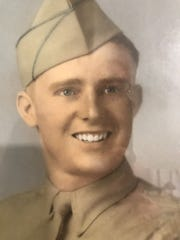 At 17, Carl Strassle volunteered for the Army Air Force during World War II, training as a tailgunner on bombers.
