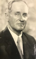 Albert Nealy Carlin, M.D. served as San Angelo superintendent of parks for 29 years.