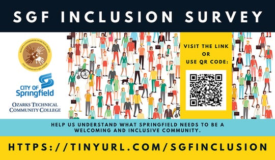City leaders want your feedback about how Springfield can be more inclusive.