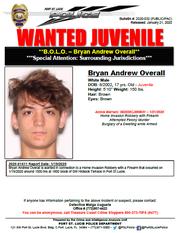 BRYAN ANDREW OVERALL