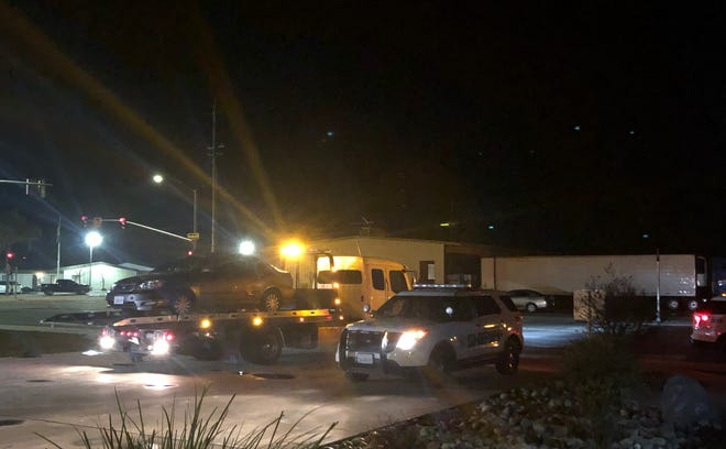 A man was shot in a drive-by Tuesday night in Orosi. His condition is unknown.