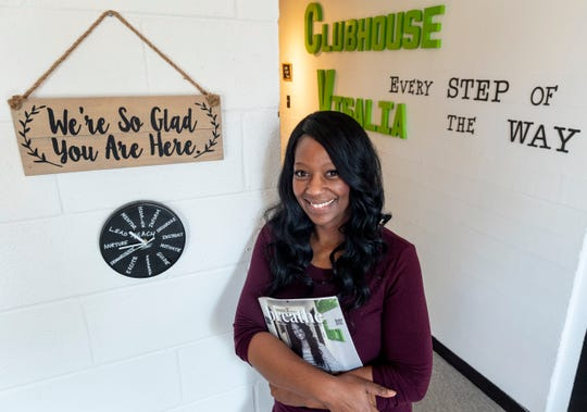 Gwen Schrank is the founder of Clubhouse Visalia. After attempting to take her own life less than a year ago, she has created a space in Downtown Visalia for people to gather and find resources for suicide prevention, drug addiction and other personal concerns.