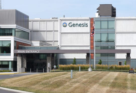 Genesis HealthCare Systems is reporting nearly three times the number of RSV cases for the same period last year.
