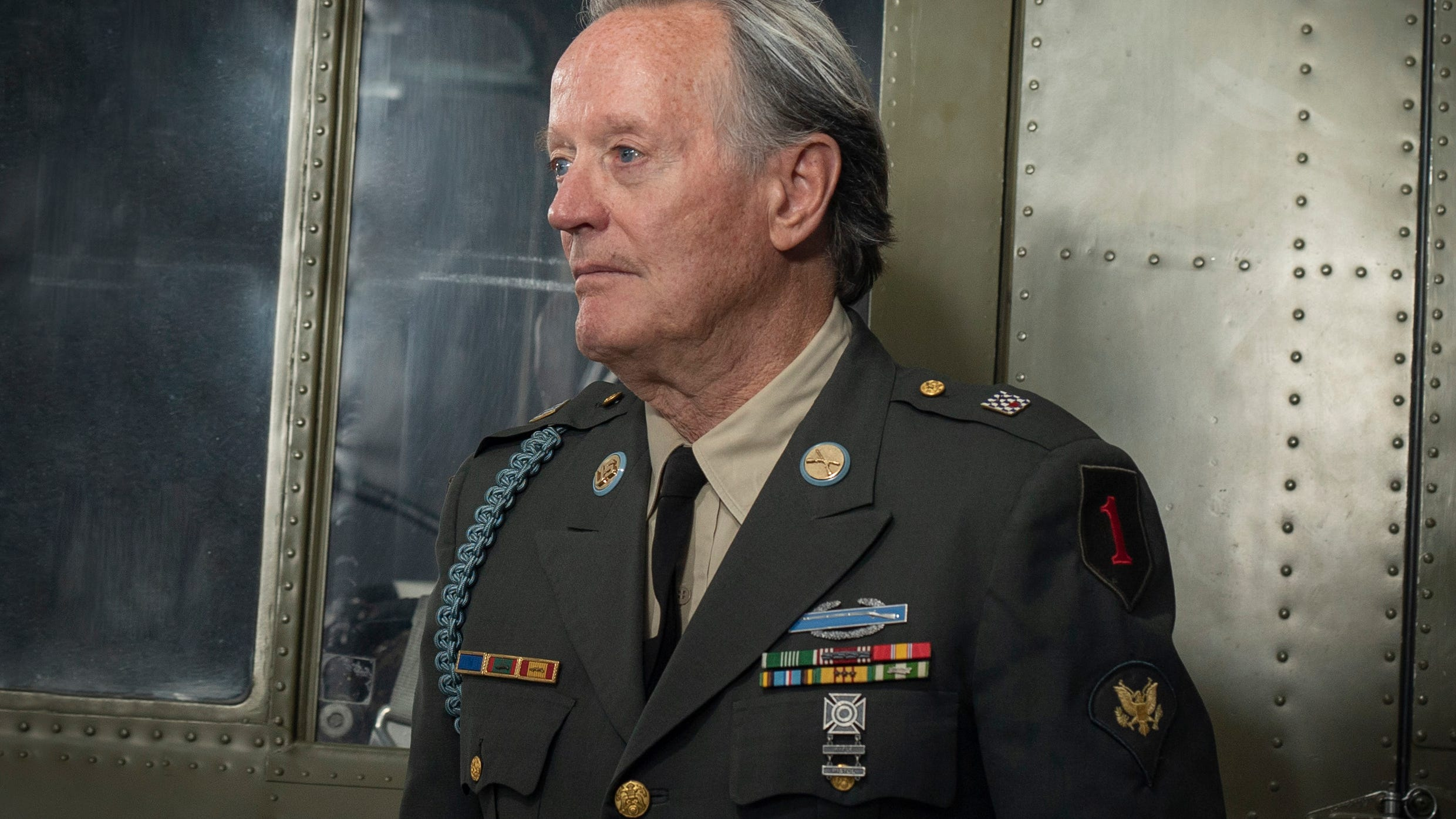 Why Peter Fonda's final role in 'The Last Full Measure' brought the icon to tears