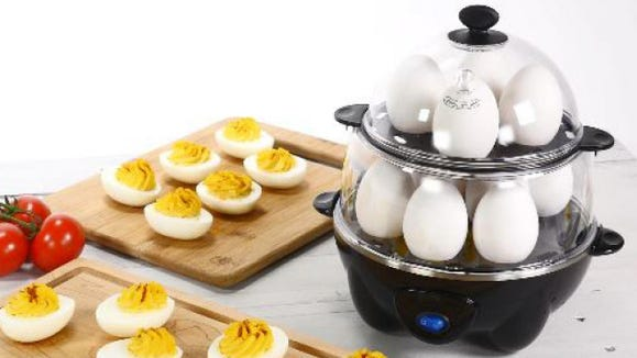 The easiest way to cook an egg.