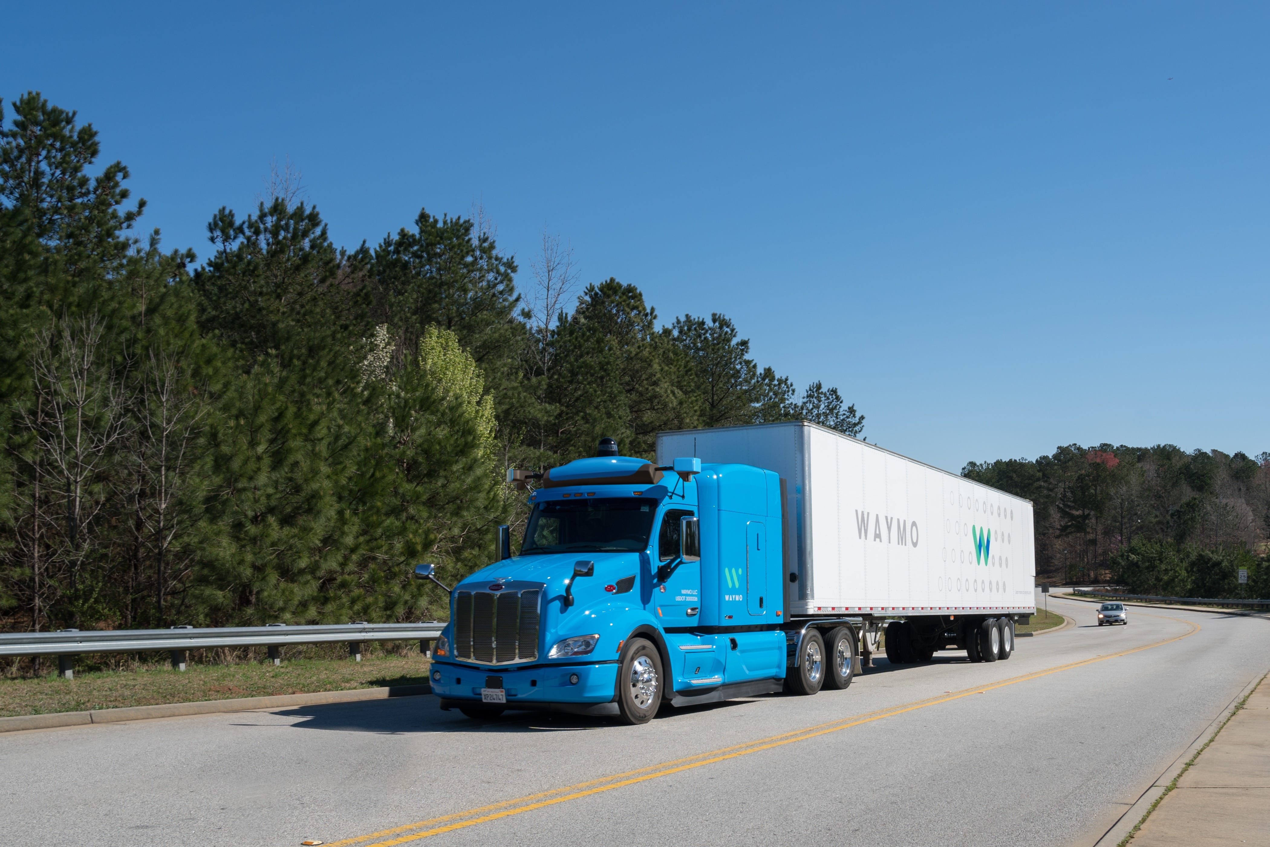 Self-driving big-rig trucks coming soon? Waymo set to begin mapping interstates in Texas, New Mexico