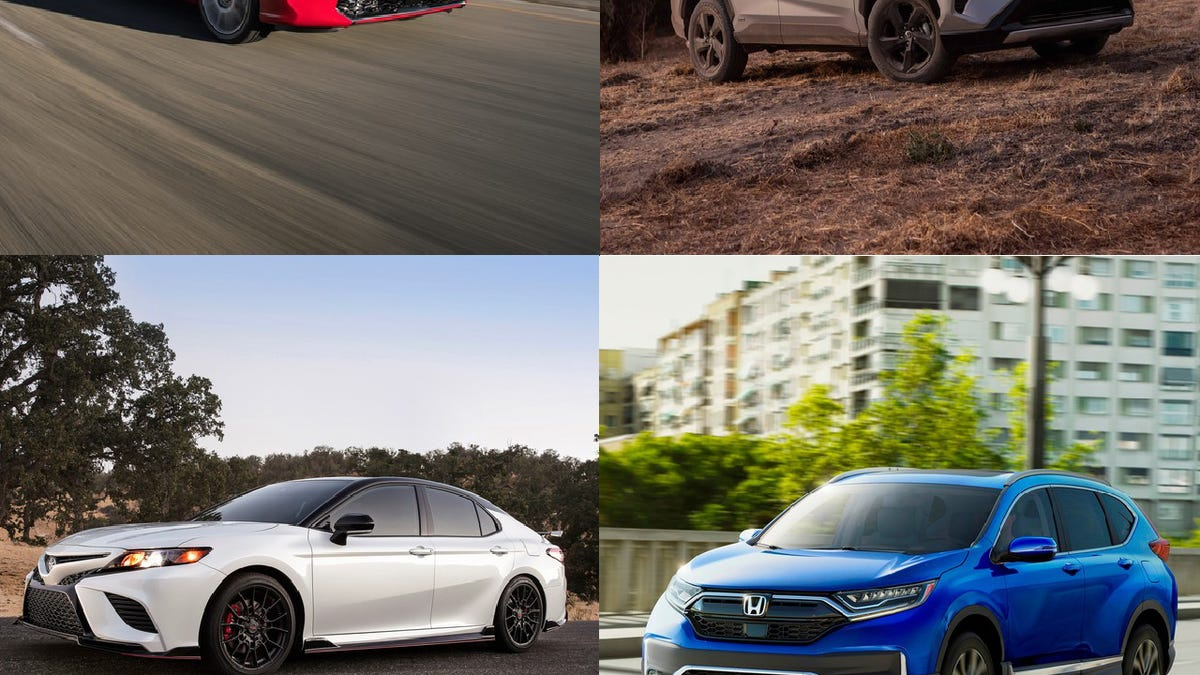 Report 2020s Best Car For The Money