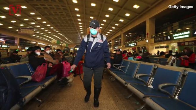 Coronavirus: Here's what airlines and airports are doing to screen, safeguard passengers