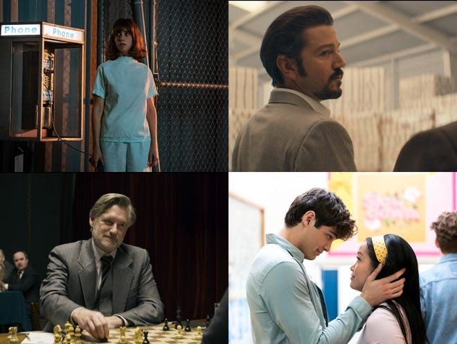 """Horse Girl,"" ""Narcos: Mexico: Season 2,"" ""The Coldest Game"" and ""To All the Boys: P.S. I Love You"" are four of the new titles coming to Netflix in February."