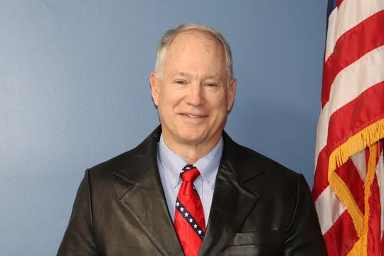 Vance Patterson, a Republican, of Morganton