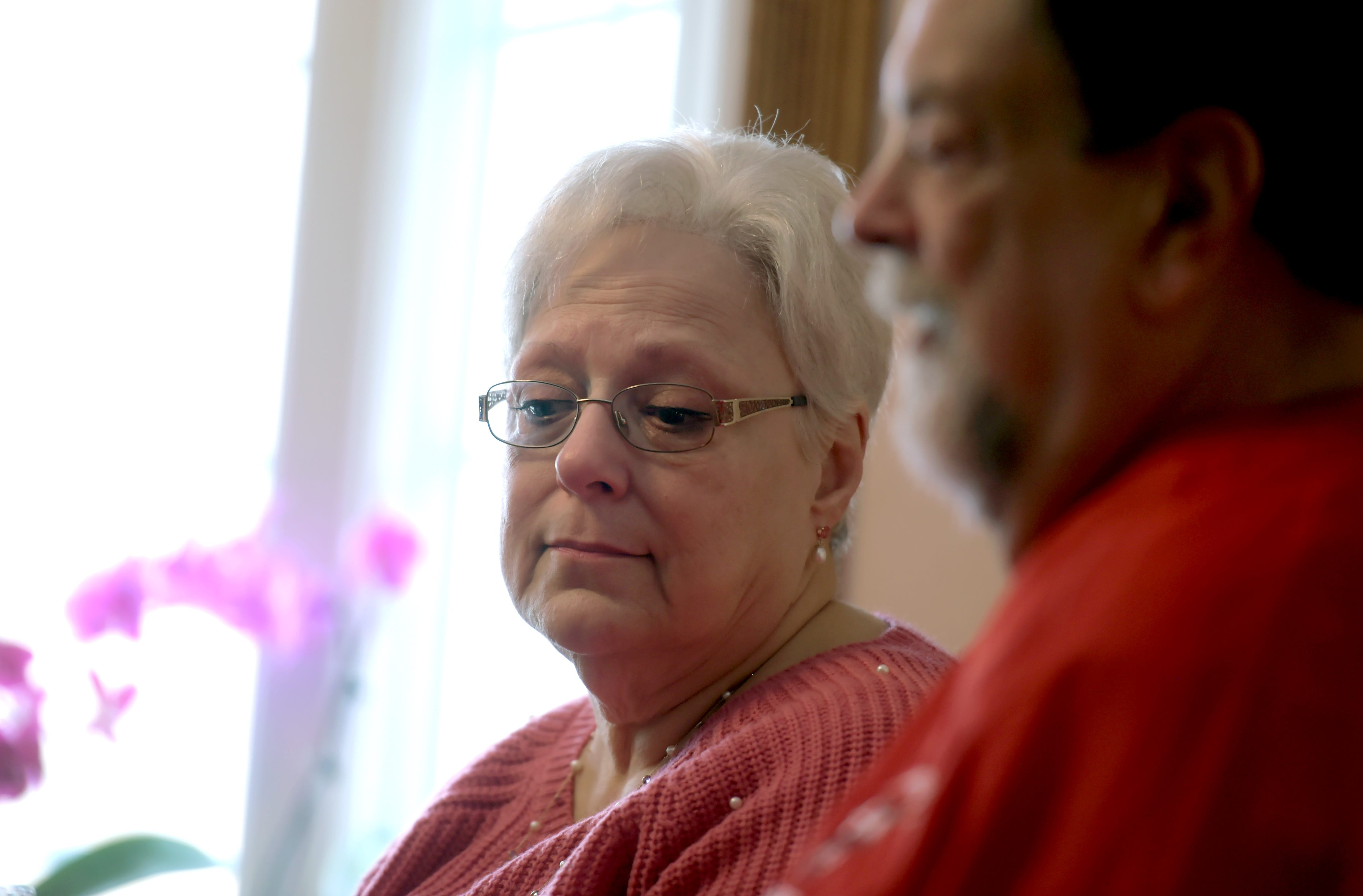 Diane and Mike Husar of Binghamton talk about their late son Tom Husar, who died in November 2019. Tom suffered from a chronic disease and was in the Broome County jail on a probation violation when he died.