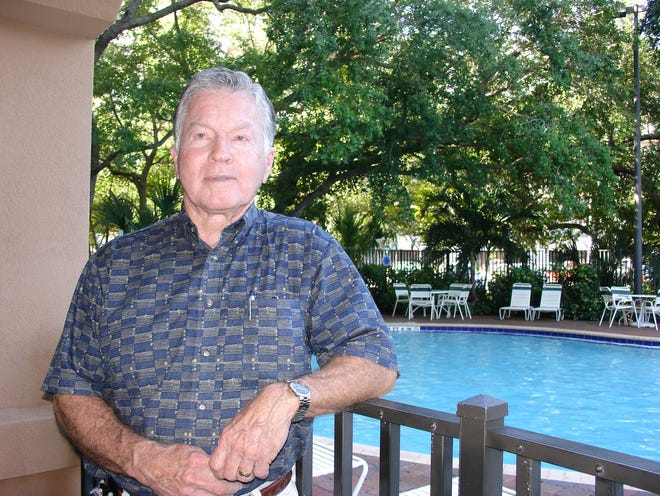 Roger Dobson had a multidimensional career as a hotel owner, a founder of an accounting company and Brevard County commissioner.