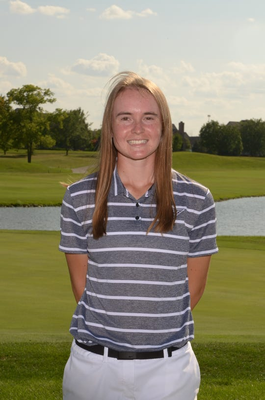 Lakota East golfer Grace Honigford was runner-up at districts and finished seventh at state. She was a first-team GMC selection.